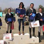 María José Uauy triunfa en la final chilena de la FEI World Jumping Challenge