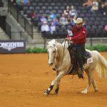 Marcelo Troncoso, en Quimpomay Aladino, ocupó el lugar 56 en la Rienda Internacional de los Juegos Mundiales Ecuestres