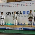 Mary Dee Vargas y Tomás Bringas ganaron medalla de oro en la Copa Río de Judo