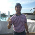 Maximiliano Orueta y Antonia Matte ganaron el Campeonato de Golf FChG II