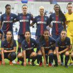 Christiane Endler fue titular en la clasificación del Paris Saint Germain a los octavos de final de la Champions League Femenina