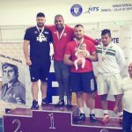 Yasmani Acosta ganó medalla de oro en el Grand Prix de Rumania