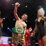 Cristián Palma peleará por el título mundial pluma de la IBA