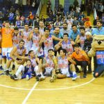 Puente Alto derrotó a Boston College y se tituló campeon de la LNB Chile-Centro