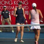 Alexa Guarachi avanza a las semifinales de dobles del WTA de Hong Kong