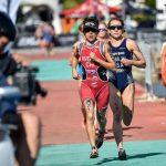 Bárbara Riveros obtuvo el sexto lugar en una nueva fecha del ITU World Cup de Triatlón