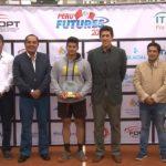 Bastián Malla se tituló campeón del Futuro 3 de Perú