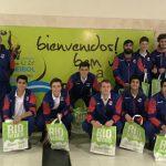 La Roja debuta este martes en el Sudamericano Sub 21 de Volleyball Masculino