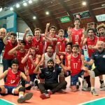 Chile se quedó con la medalla de bronce del Sudamericano Sub 21 de Volleyball Masculino