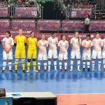 Chile empata en su despedida del futsal en los Juegos Olímpicos de la Juventud