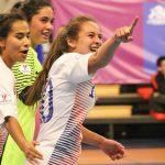 Chile derrotó a Ecuador en el Sudamericano Sub 20 de Futsal Femenino