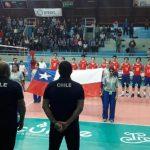 Chile derrotó a Perú en el inicio del Sudamericano Sub 21 de Volleyball Masculino