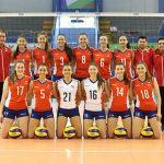 Chile cayó ante Perú en su segundo partido por el Sudamericano Sub 20 de Volleyball Femenino