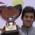 Christian Garin gana el Challenger de Lima y suma su tercer título consecutivo