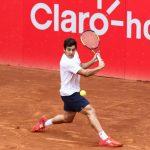 Christian Garin se bajó del Challenger de Guayaquil y cerró su temporada 2018