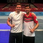 Hans Podlipnik avanza a los cuartos de final de dobles del ATP 500 de Viena