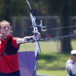 Isabella Bassi cayó en los dieciseisavos de final del tiro con arco en los Juegos Olímpicos de la Juventud
