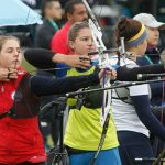 Isabella Bassi ocupó el lugar 19 en el primer día del tiro con arco en los Juegos Olímpicos de la Juventud