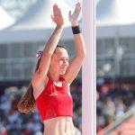 Javiera Contreras terminó octava en el atletismo de los Juegos Olímpicos de la Juventud