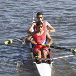 Duplas del remo chileno se ubican en el Top 10 de los Juegos Olímpicos de la Juventud