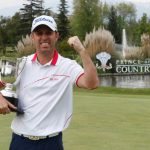 Mark Tullo ganó el abierto del Prince of Wales Country Club