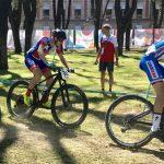 Martín Vidaurre y Tomás Caulier tuvieron una compleja jornada en el ciclismo de los Juegos Olímpicos de la Juventud