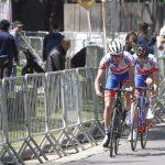 Martín Vidaurre logra un séptimo lugar en nueva jornada del ciclismo en los Juegos Olímpicos de la Juventud