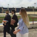 Natalia Duco presentó sus descargos ante el Tribunal de Expertos en Dopaje