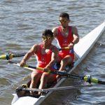José Obando y Nicolás Tapia avanzan a semifinales del remo en los Juegos Olímpicos de la Juventud