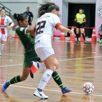 Palestino cayó en su debut por la Copa Libertadores de Futsal Femenino
