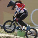 Rocío Pizarro obtuvo el quinto lugar en el BMX de los Juegos Olímpicos de la Juventud