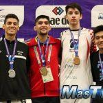 Chile obtuvo cuatro medallas en la President's Cup de Taekwondo