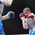 Cristián Olivares se titula campeón nacional de peso ligero