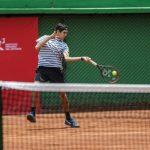 Alejandro Tabilo cayó en la segunda ronda del Challenger de Génova