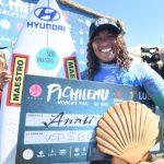 "La peruana Analí Gómez se tituló campeona del ""Maui And Sons Pichilemu Women's Pro by Royal Guard"