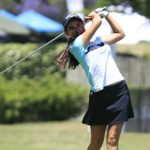 Agustín Errazuriz y Antonia Matte destacan en torneos argentinos de golf