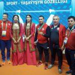 Arley Méndez ganó medalla de oro en el Mundial de Levantamiento de Pesas