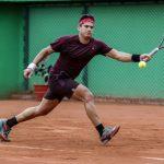Bastián Malla cayó en los cuartos de final del Challenger de Buenos Aires