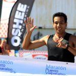 César Díaz ganó por quinta vez consecutiva el Maratón de Valparaíso
