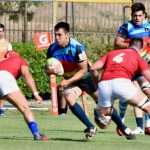 "Los ""Cóndores"" cayeron ante Sudamérica XV en La Pintana"