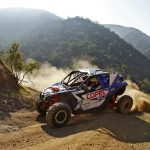 """""""Chaleco"""" López ganó la primera etapa de la tercera fecha del Nacional de Rally Cross Country"""