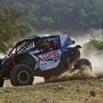 """""""Chaleco"""" López ganó la tercera fecha del Nacional de Rally Cross Country"""