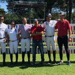 Selección Chilena de Salto Ecuestre tuvo un buen debut en el Clasificatorio a los Juegos Panamericanos