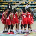 Chile clasificó a las semifinales del Sudamericano Sub 15 de Básquetbol Femenino