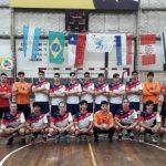 Chile debutó con resultados dispares en los Sudamericanos Cadete de Handball