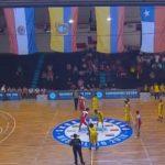 Chile derrotó a Colombia en el Sudamericano Sub 15 de Básquetbol Masculino