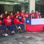 Selección Chilena Femenina de Básquetbol en Silla de Ruedas ganó medalla de plata en el Latinoamericano