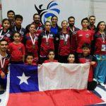 Delegación nacional obtuvo 14 medallas en el Panamericano de Wushu