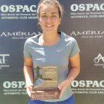 Fernanda Brito se tituló campeona del ITF 15K de Villa del Dique