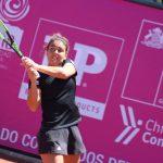 Fernanda Brito y Bárbara Gatica avanzan a cuartos de final de la Copa LP Chile